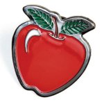 Apple Lapel Pin Lapel Pins