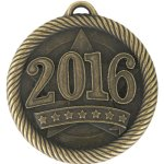 2016 Year Date Value Medal Awards