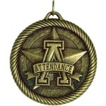 Attendance Value Medal Awards